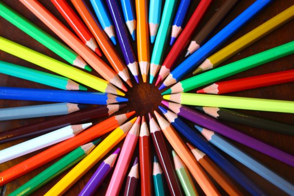 Coloring & Your Brain